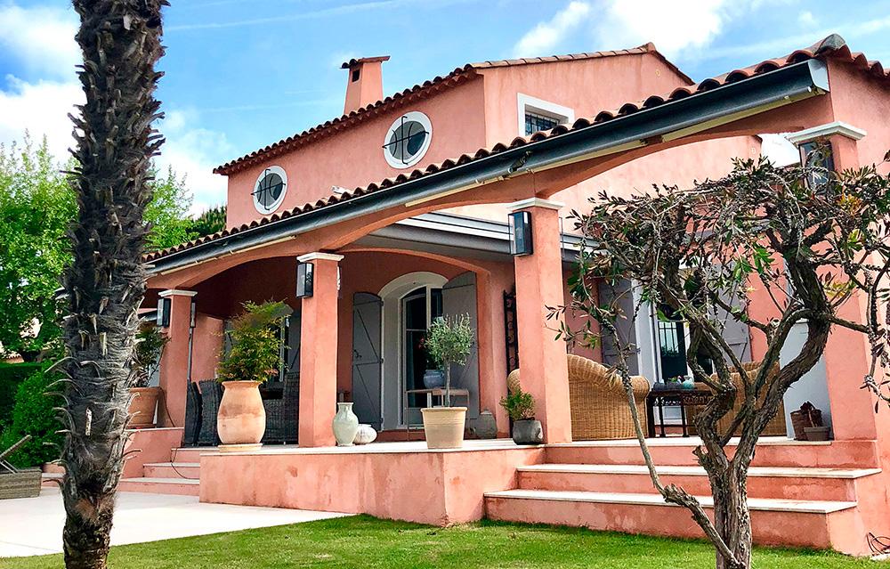 Hus i Nice